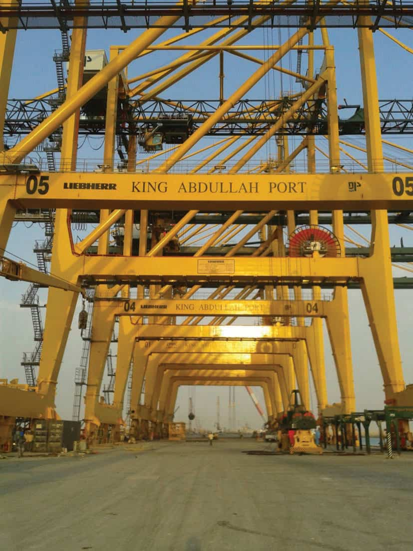 Fourth KAP berth boosts port operation capacity