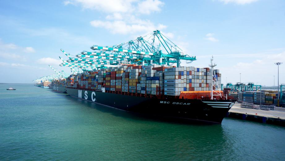 OECD cautions transport sector about the impact of mega-ships