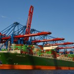 HHLA has ordered three new container gantry cranes for the Container Terminal Burchardkai.
