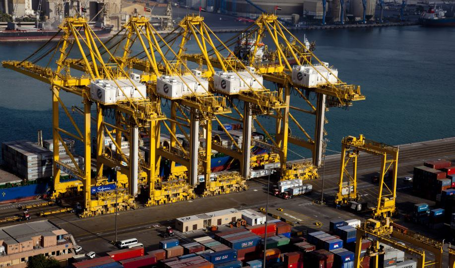 DP World throughput up by 4.1% in first half of 2015