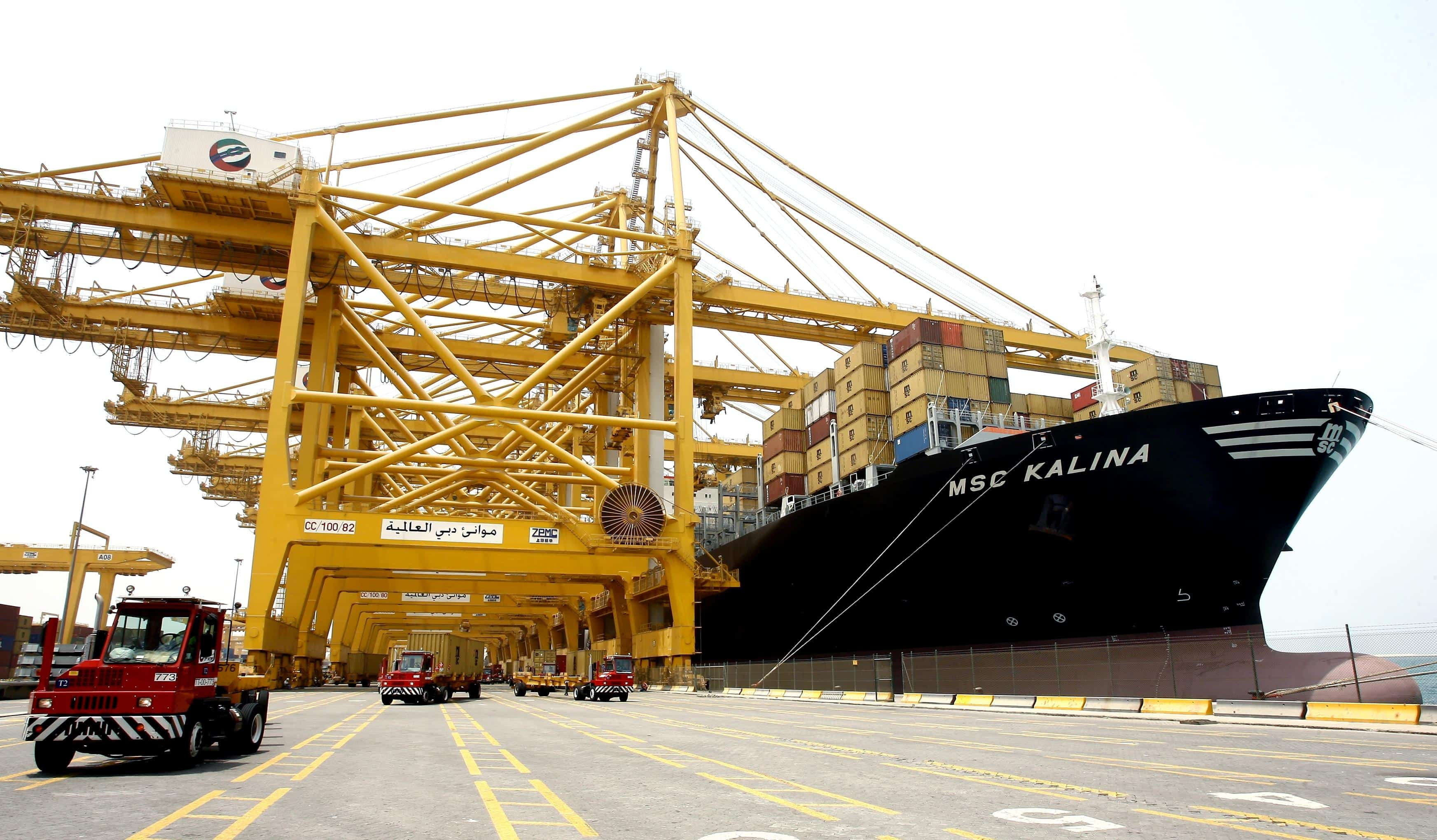 DP World increases profits after acquisition of logistics firm