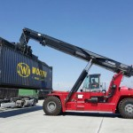 Six Kalmar DRT 450 reachstackers will be delivered