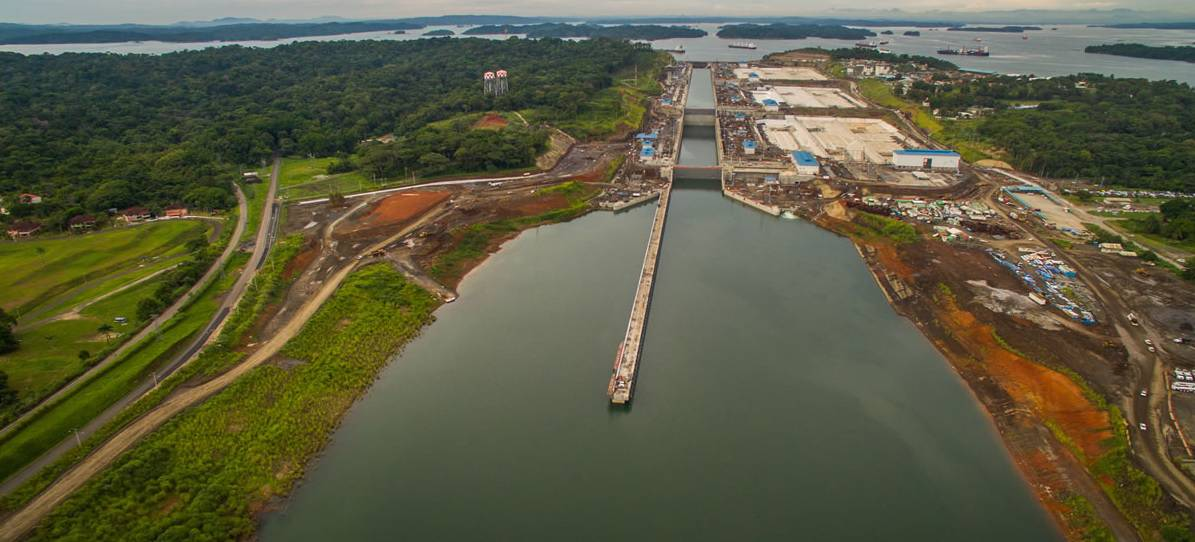 Panama Canal El Niño draught restrictions not as severe as first feared