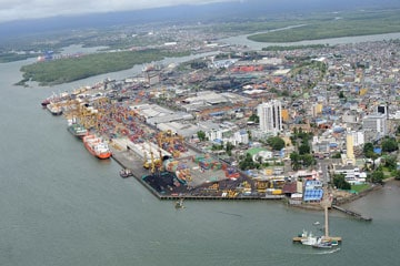 Kalmar receives a major order from Colombia