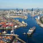 The new container terminal at Webb Dock will reach an annual capacity of 1.4m teu