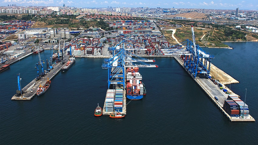 China Merchants-led joint venture buys Turkish container terminal