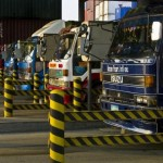 A truck ban caused congestion at the Port of Manila last year