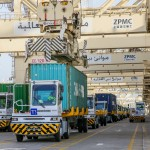 This is DP World's biggest ever yard tractor order
