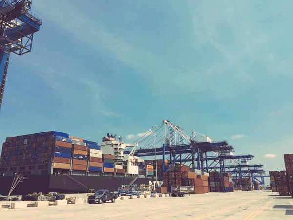 Thumbs up from credit ratings agencies to South Carolina Ports Authority