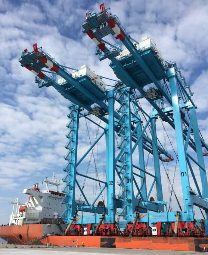 APM Terminals Izmir gears up for 2016 opening