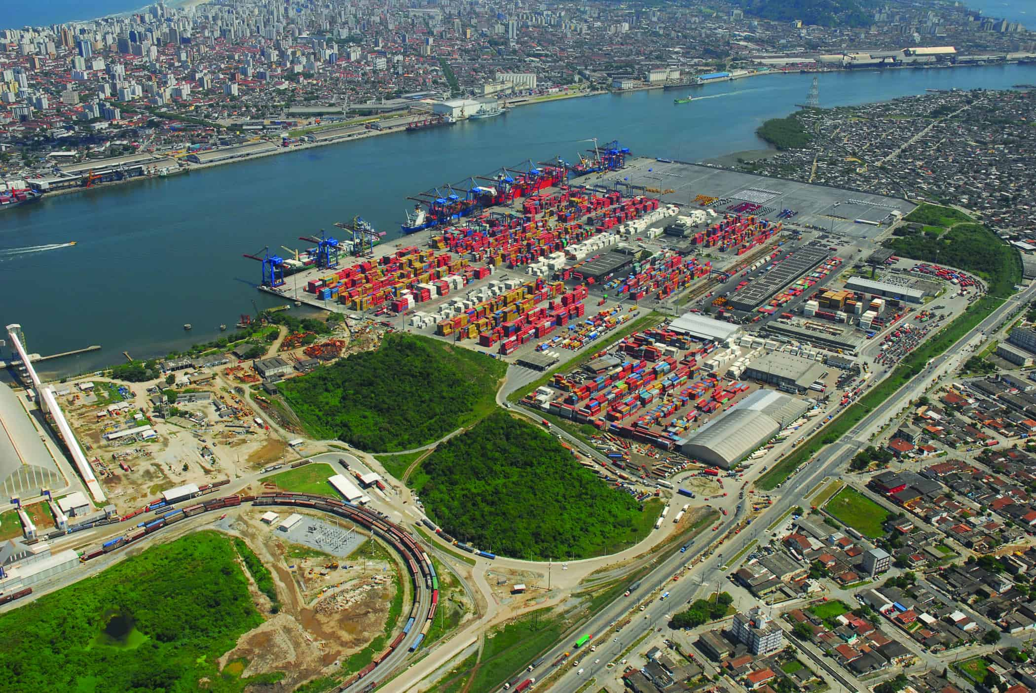 Santos Brasil extends concession of Tecon Santos terminal to 2047