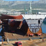 The ships will be built at the Brodosplit shipyard