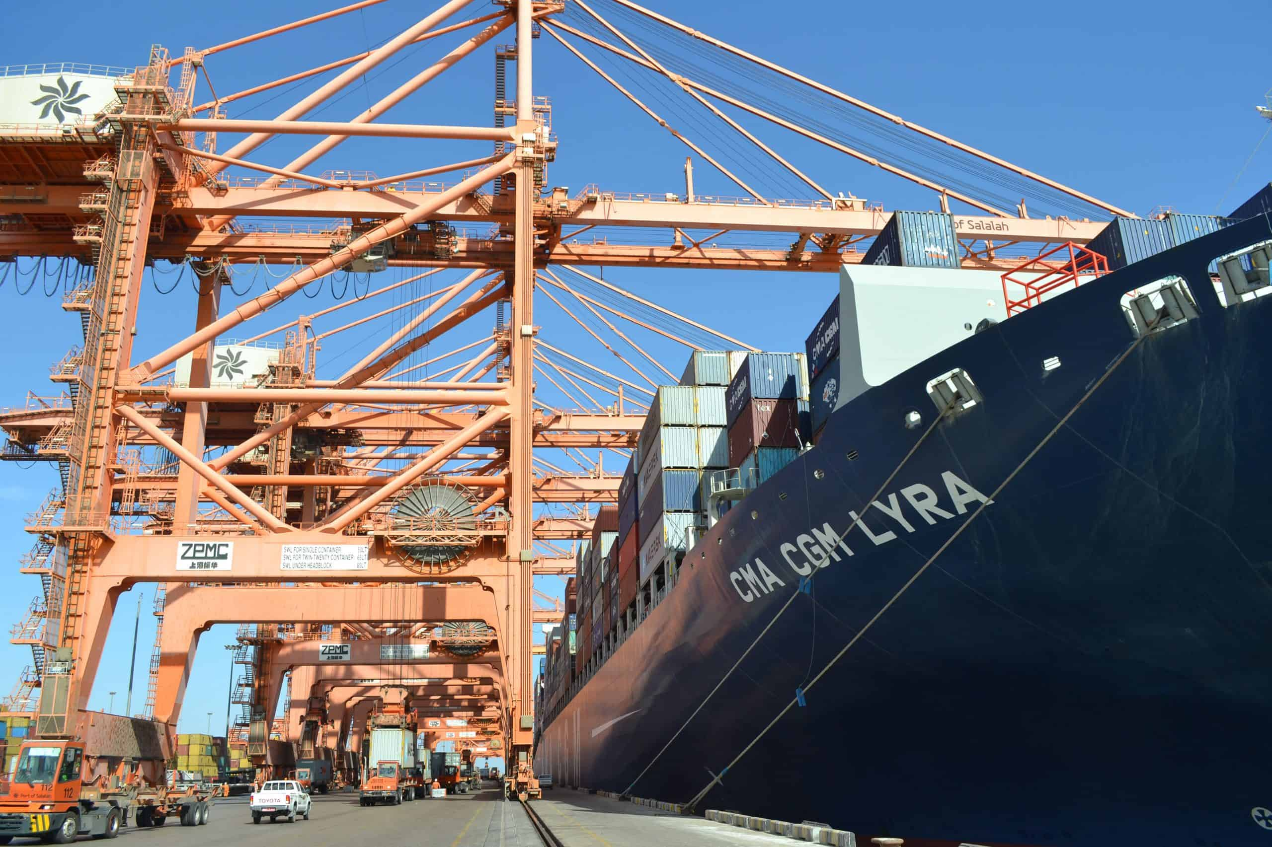 CMA CGM adds two services to Salalah