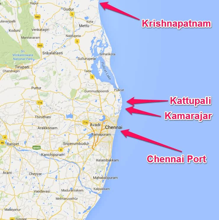 Chennai puts new terminal plans on hold