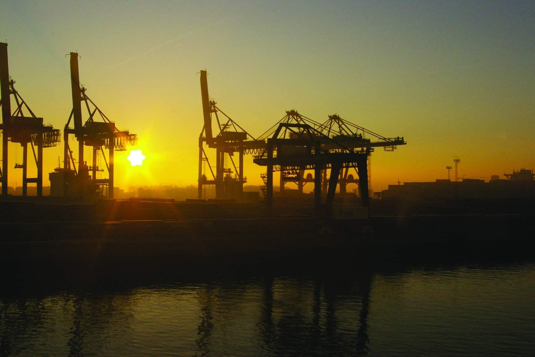 PSA closes one of its Zeebrugge terminals
