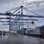 DP World's London Gateway opened in 2013
