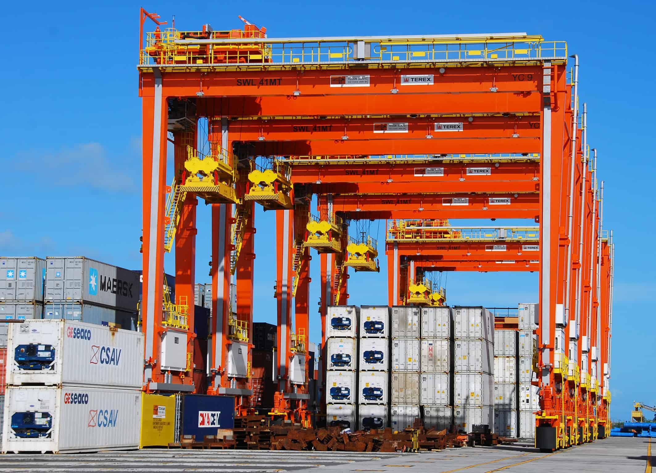 Chinese US$3.3bn Terex bid throws doubt over Konecranes deal