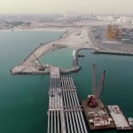 Work on Jebel Ali Container Terminal 4 has begun