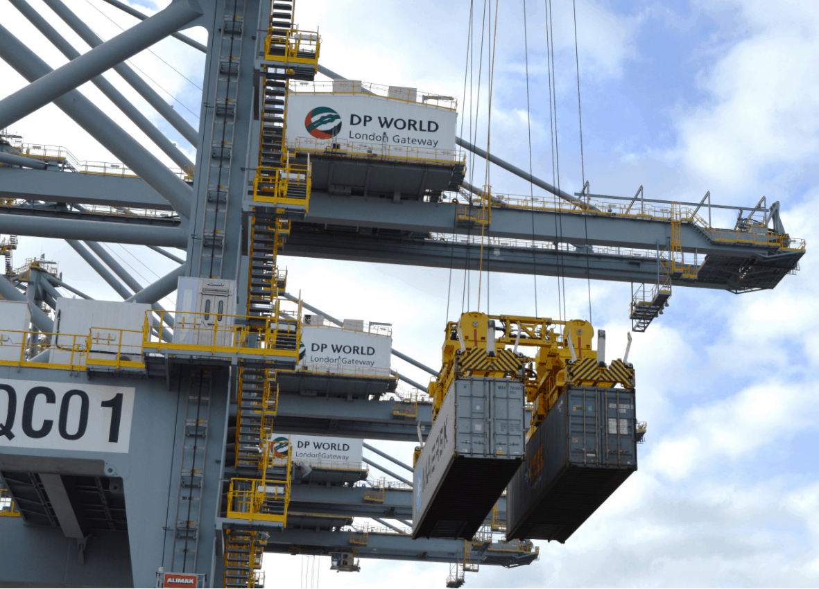 DP World prepares UK container weighing plan