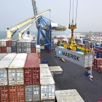 Maersk was significantly hit by weak market conditions