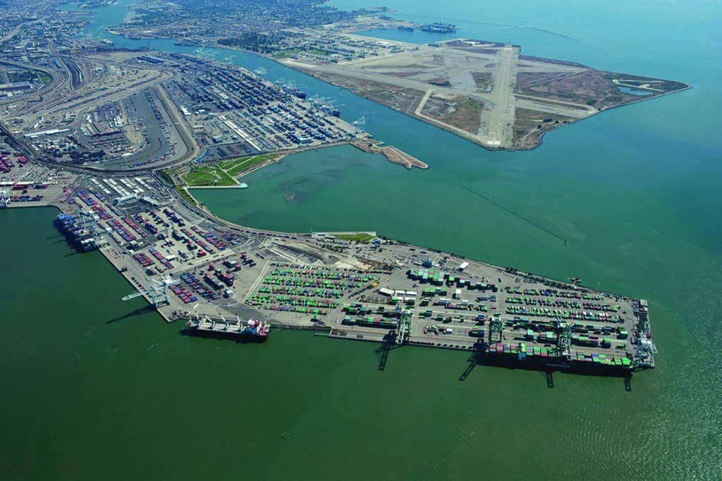 Oakland Outer Harbour declares bankruptcy