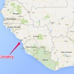 Conakry is Guinea's capital and largest city