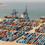 Global Ports' marine container throughput dropped by 31% in 2015
