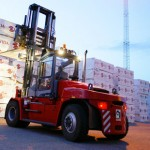 Kalmar's forklift trucks will be produced in Poland