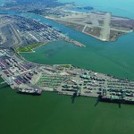 The Port of Oakland will regularly handle megaships from May