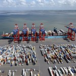 Eurogate Container Terminal Wilhelmshaven opened in September 2012