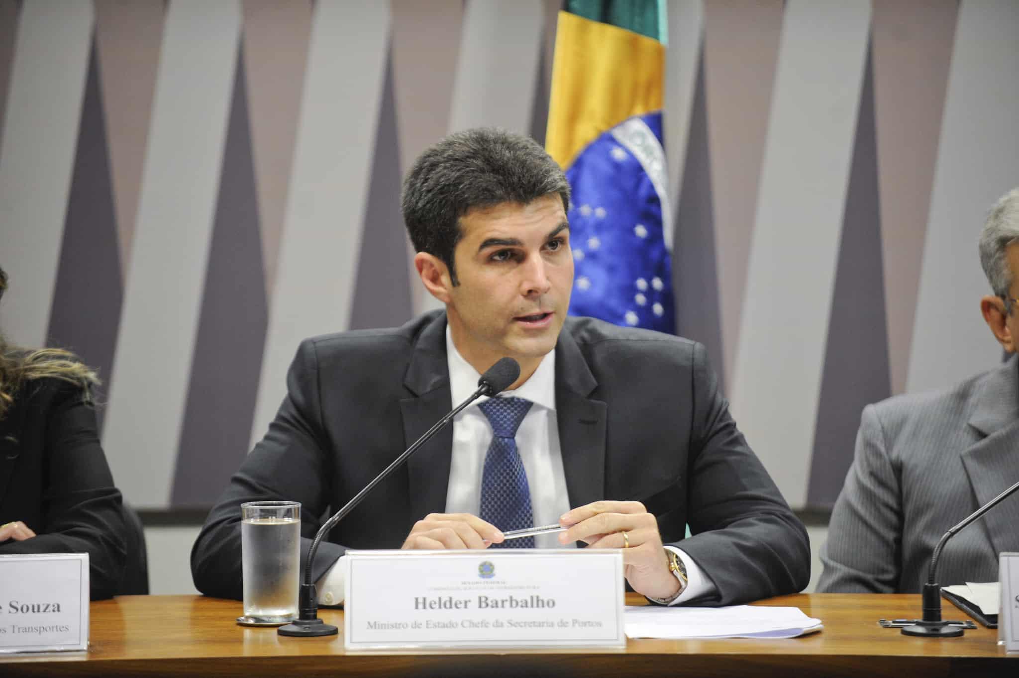 Brazil's ports minister resigns