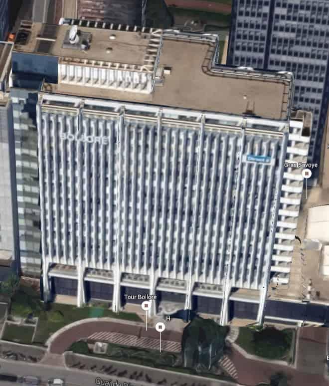 Bolloré offices raided over African port deals