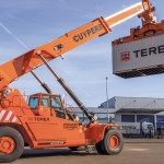 Cuypers said it had been impressed by the reachstackers