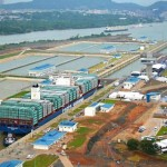 The Panama Canal's expansion project  started in 2007