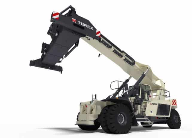 Terex's triple presentation at Hamburg