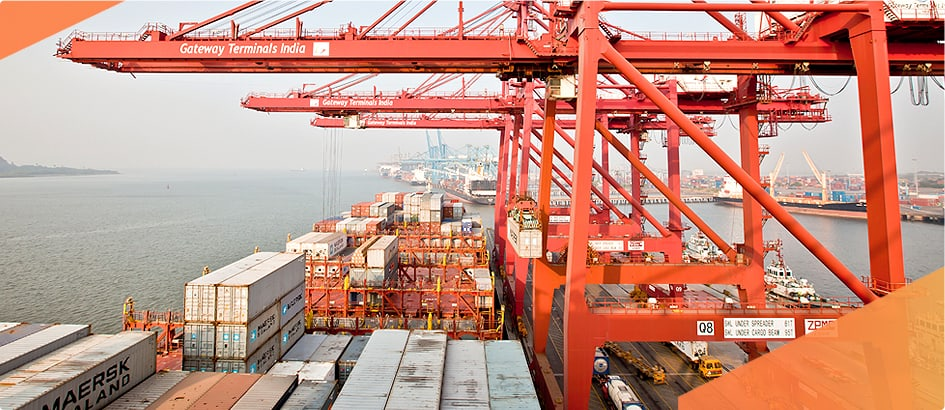 Indian container volumes rise