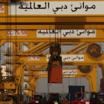 Jebel Ali in Dubai is DP World's flagship facility