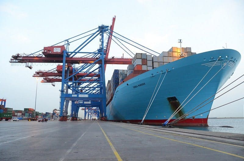 Suez Canal Container Terminal's throughput declines
