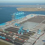 APMT's Maasvlakte II terminal opened on April 24, 2015