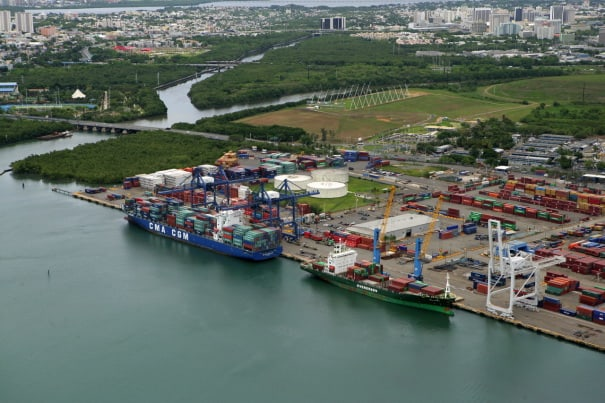 Neighbouring companies in San Juan port combine facilities