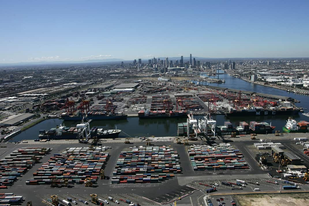 DP World hits back in Port of Melbourne row