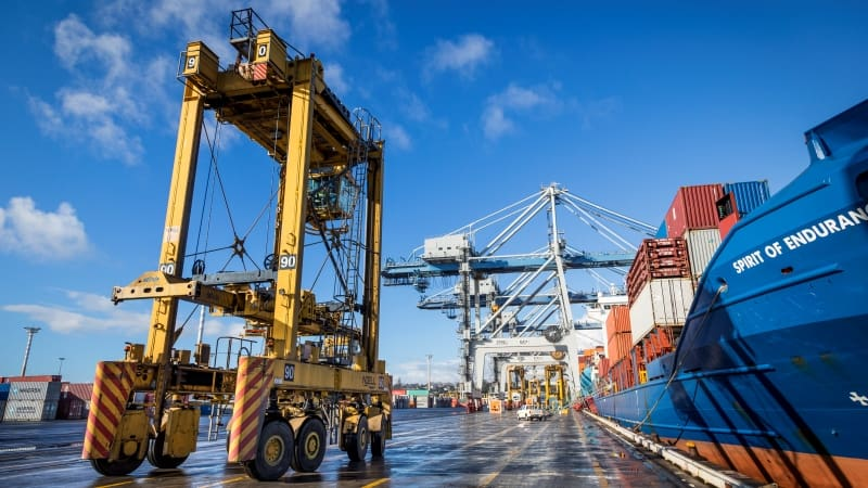 Ports of Auckland to automate its container terminal
