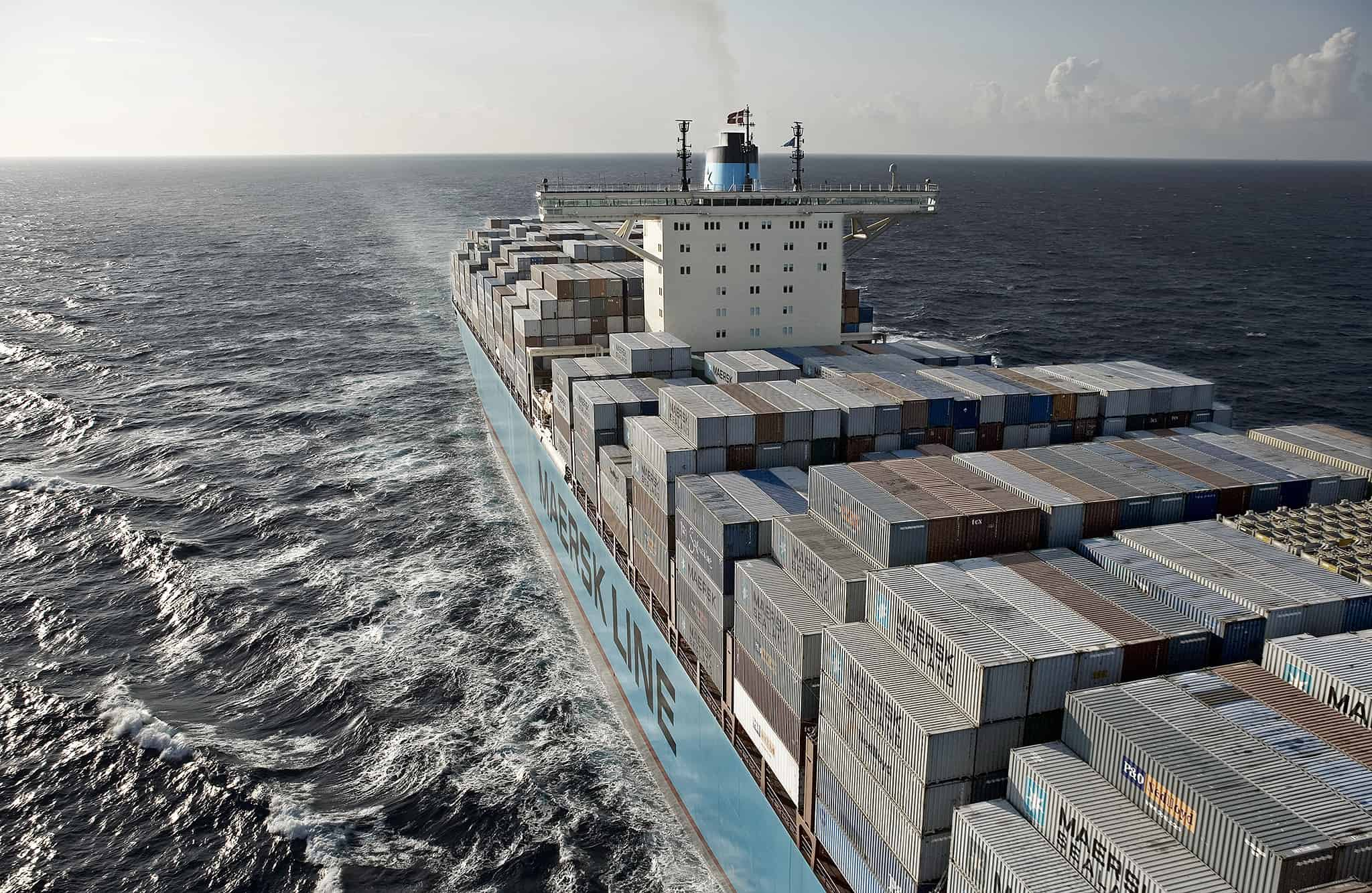 Maersk Line hit by US$151m loss