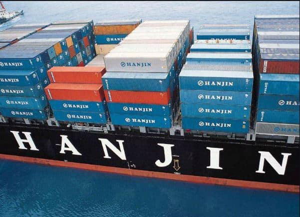 Vessels stranded and rates soaring after Hanjin collapse