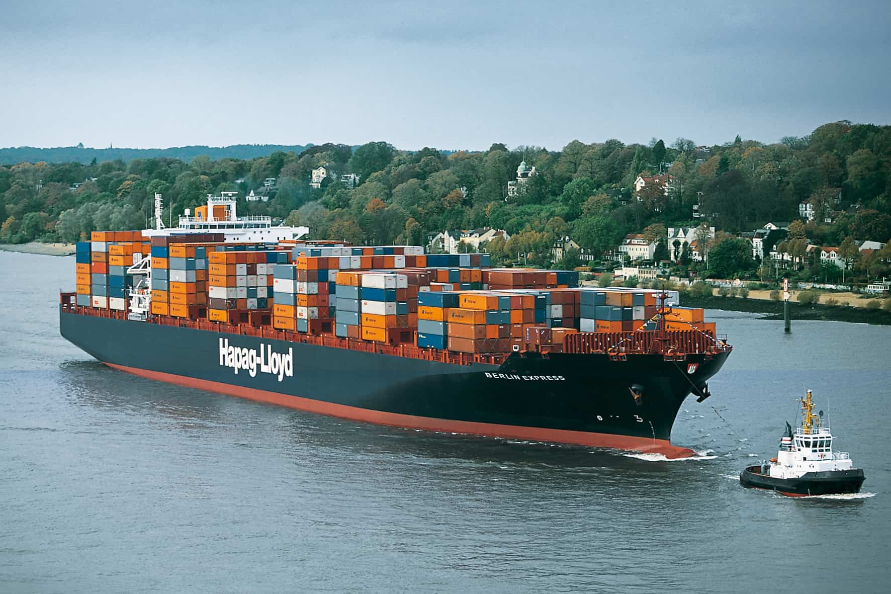 European Commission approves Hapag Lloyd-UASC deal