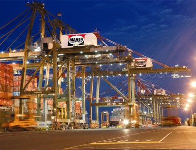 NYK group buys 20% stake in Maher Terminals