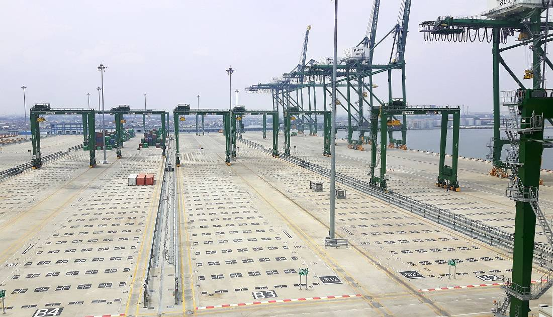 Vahle completes first phase of Tanjung Priok's electrification