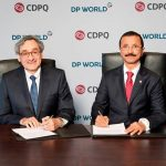 CDPQ will take a 45% share of two of DP World's Canadian terminals