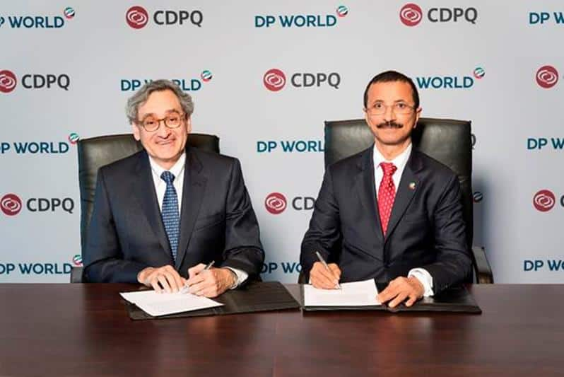 DP World partners with pension fund to form US$3.7bn investment platform