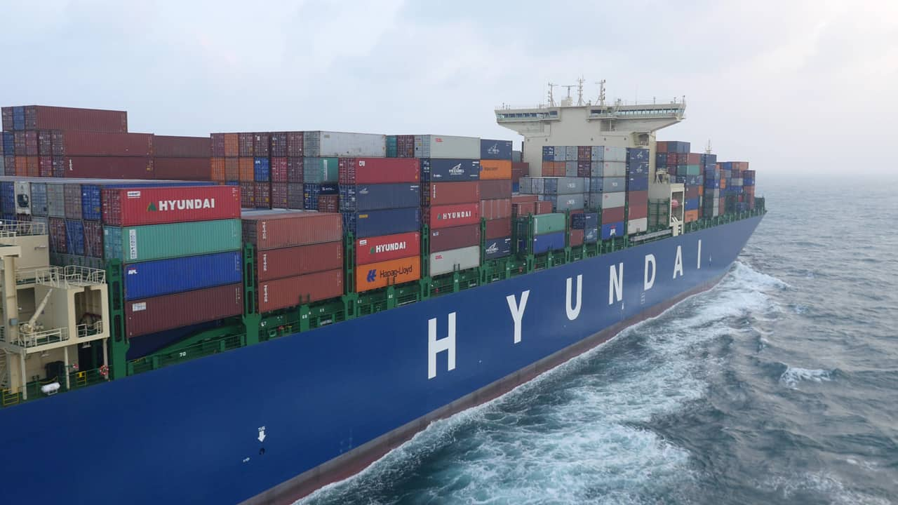 HMM enters strategic cooperation with 2M alliance
